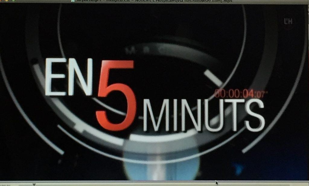"""Imagen de la cabecera de """"En 5 minuts"""""""