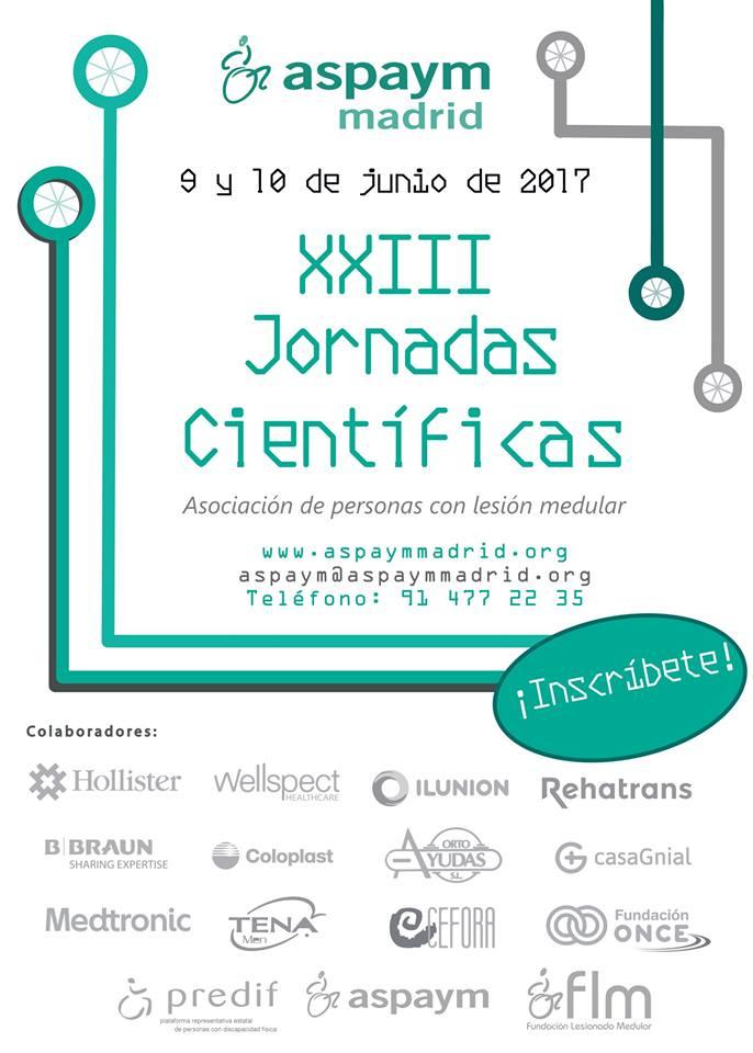 Imagen cartel de XXII Jornadas Científicas
